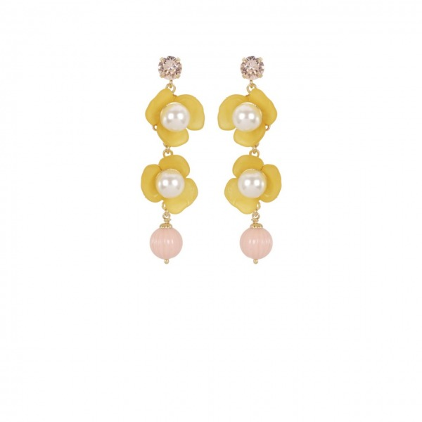 Boucles d'oreilles Dolly Double