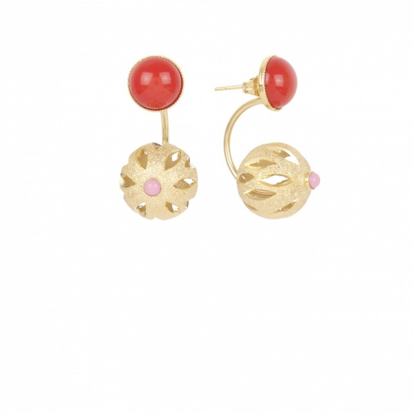 Boucles Earjacket Brigitte