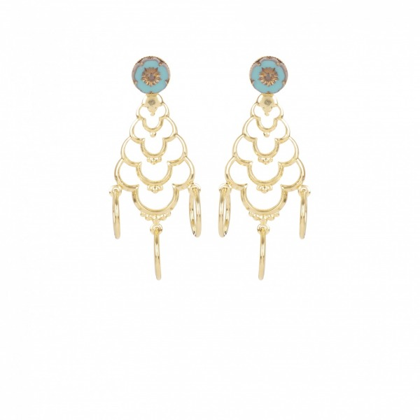 Boucles Earjacket Hindi