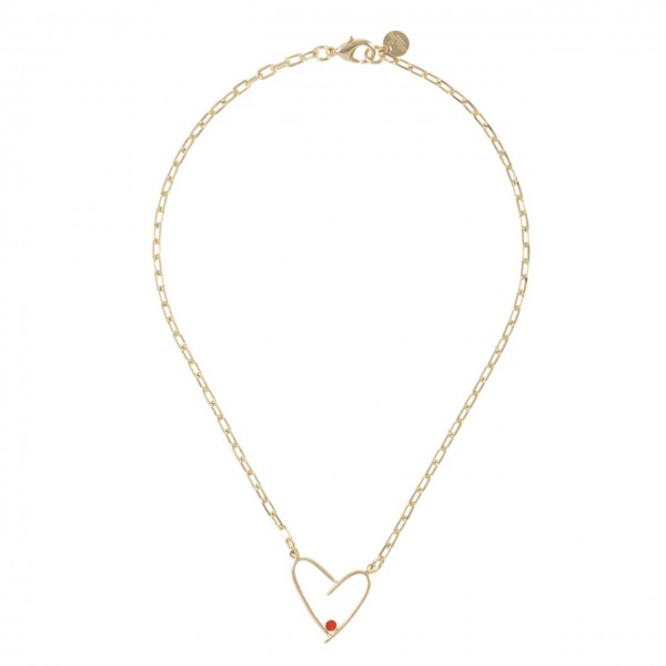 Collier Amore Or
